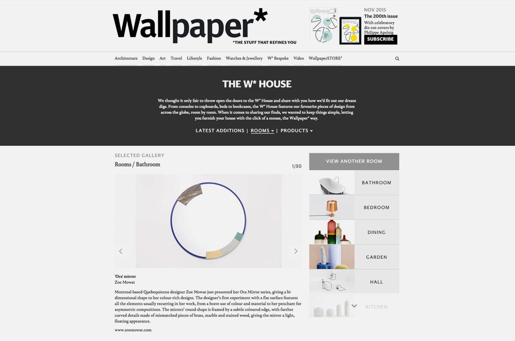 WALLPAPER W* HOUSE