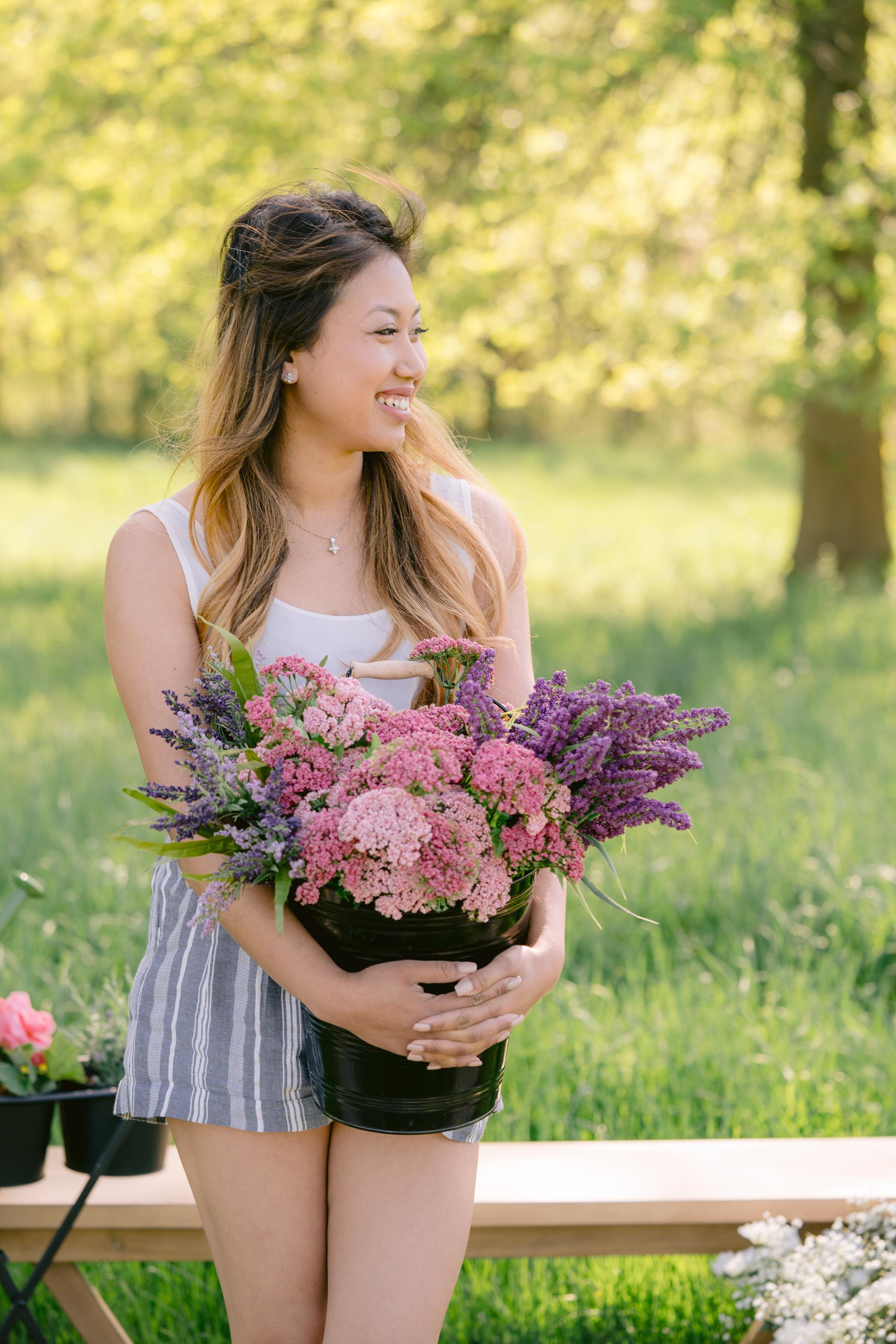 Florist Countryside Headshots