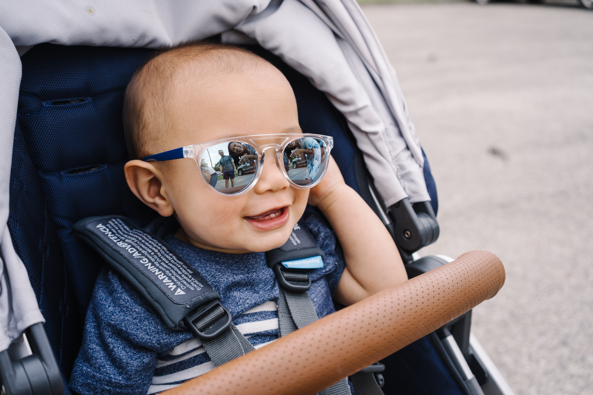 baby sunglasses are the cutest.