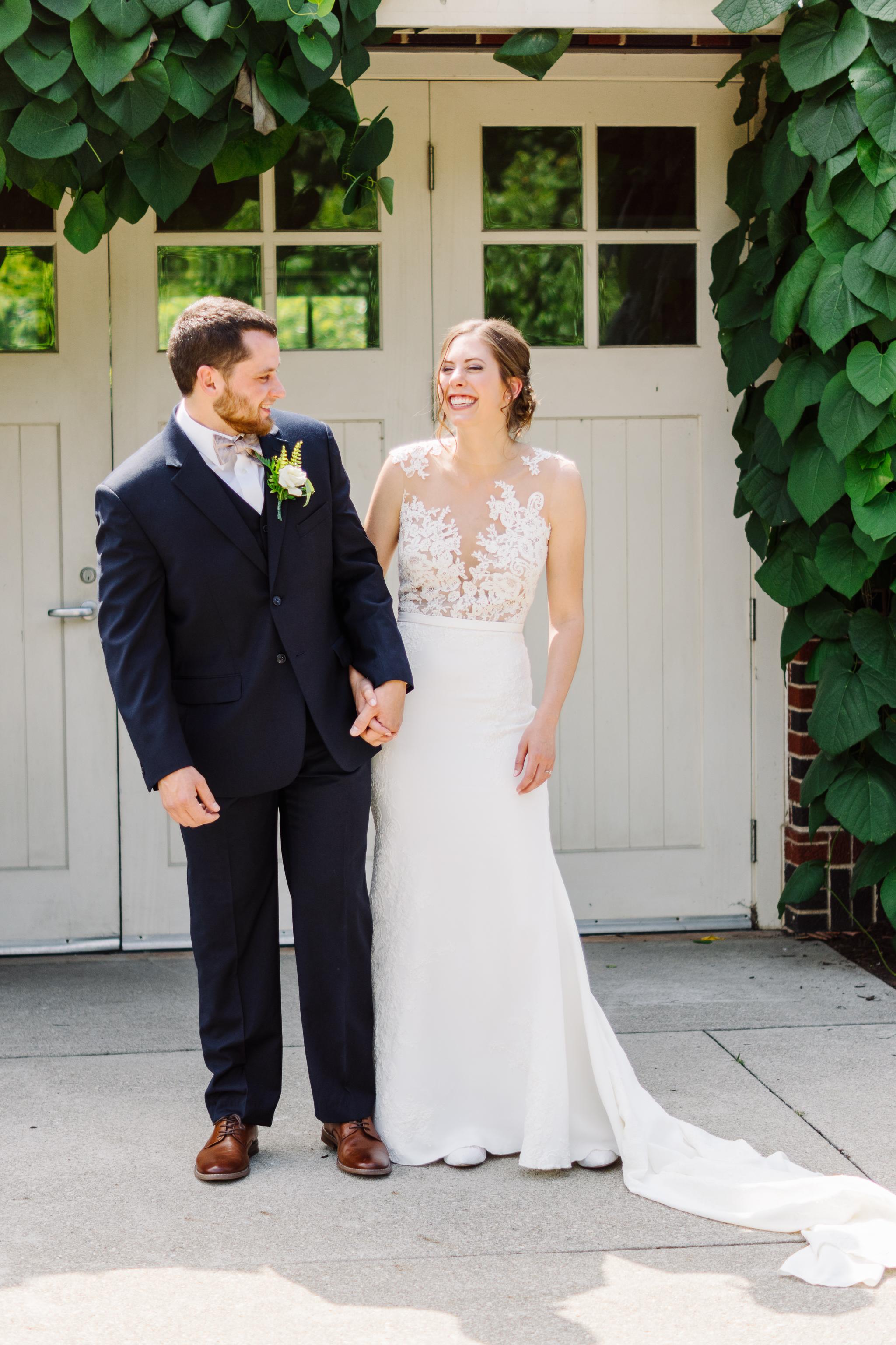 Classic Columbus Ohio Wedding