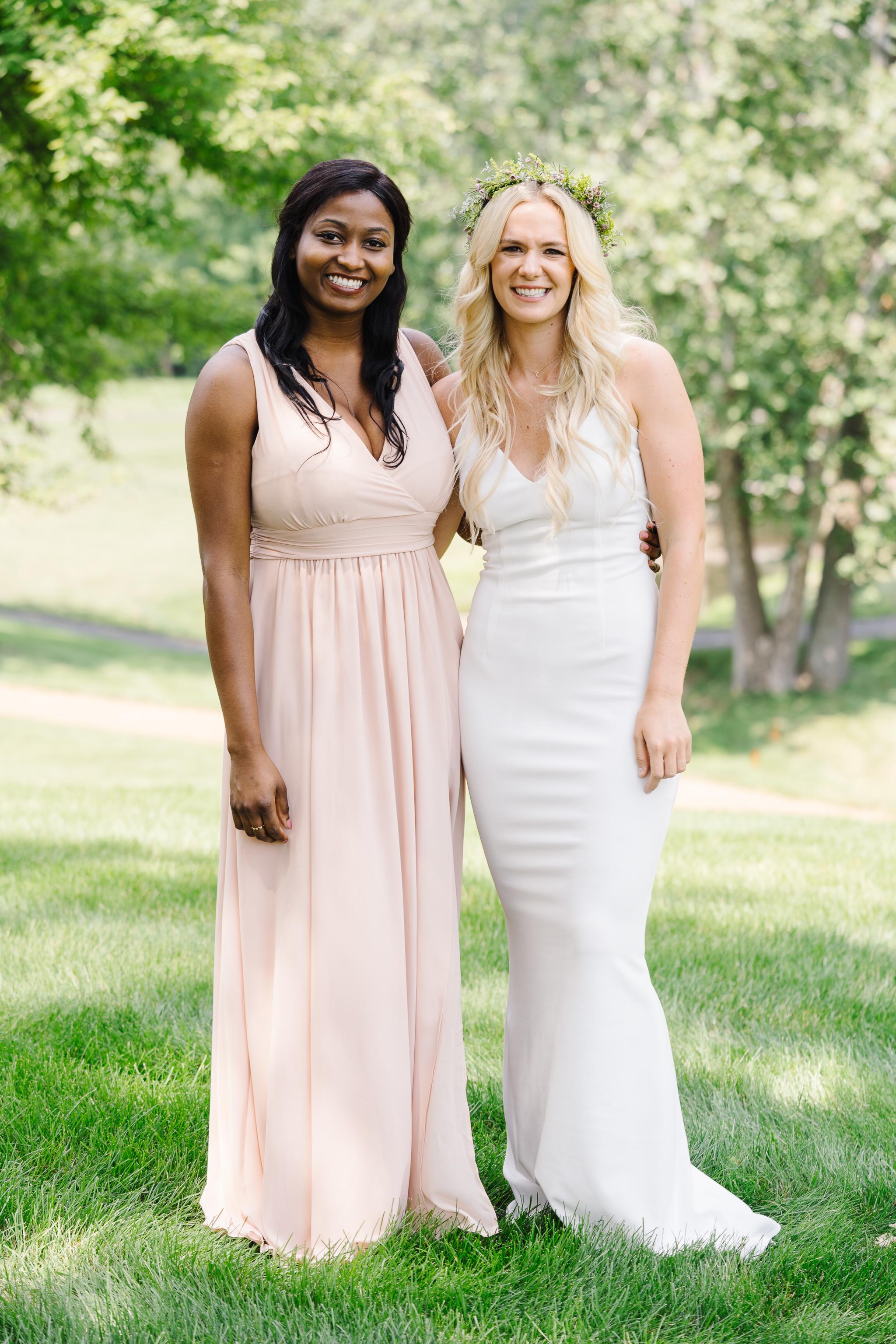 New Sister Bridesmaid