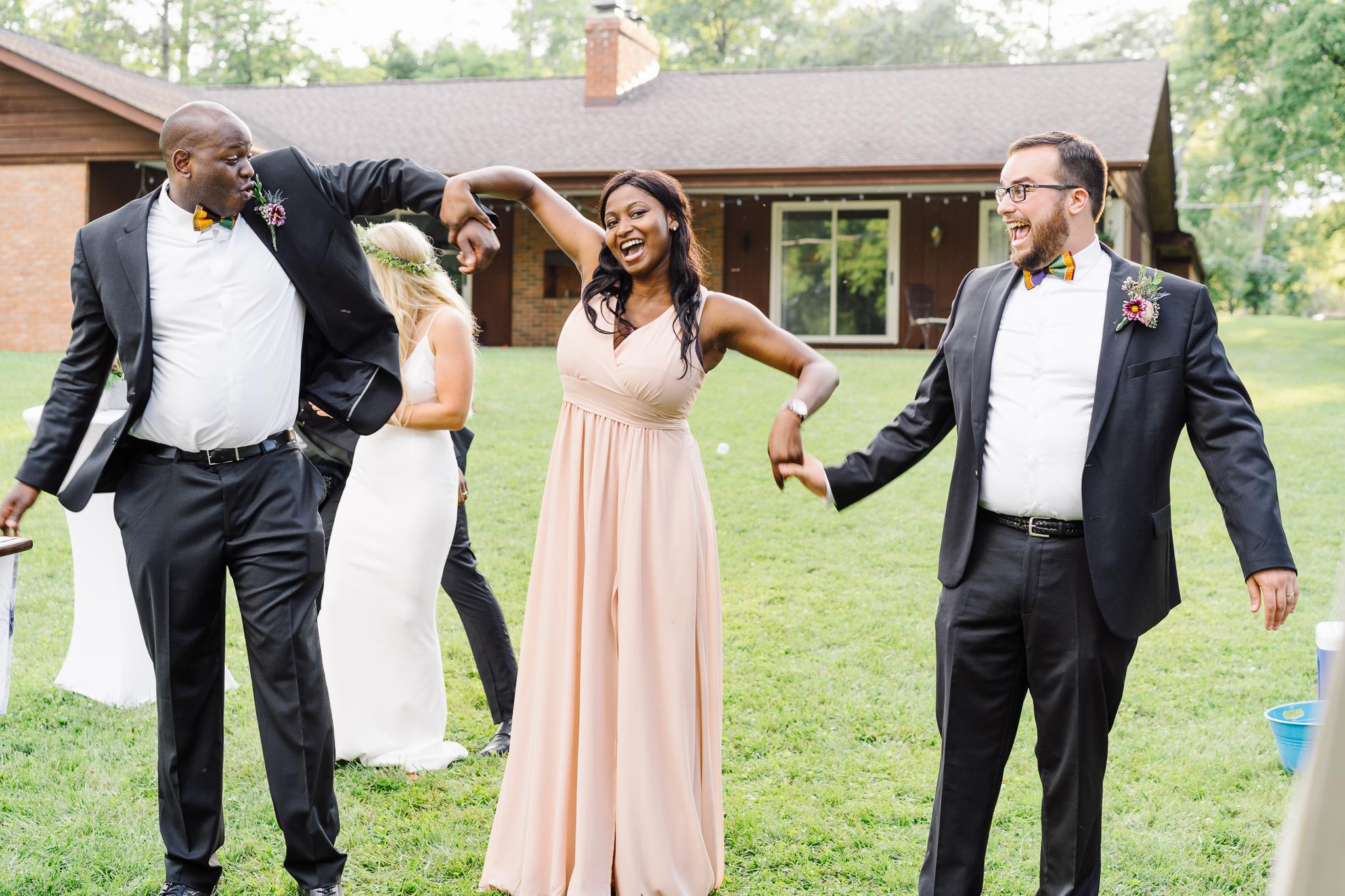 Cute Wedding Party Intro