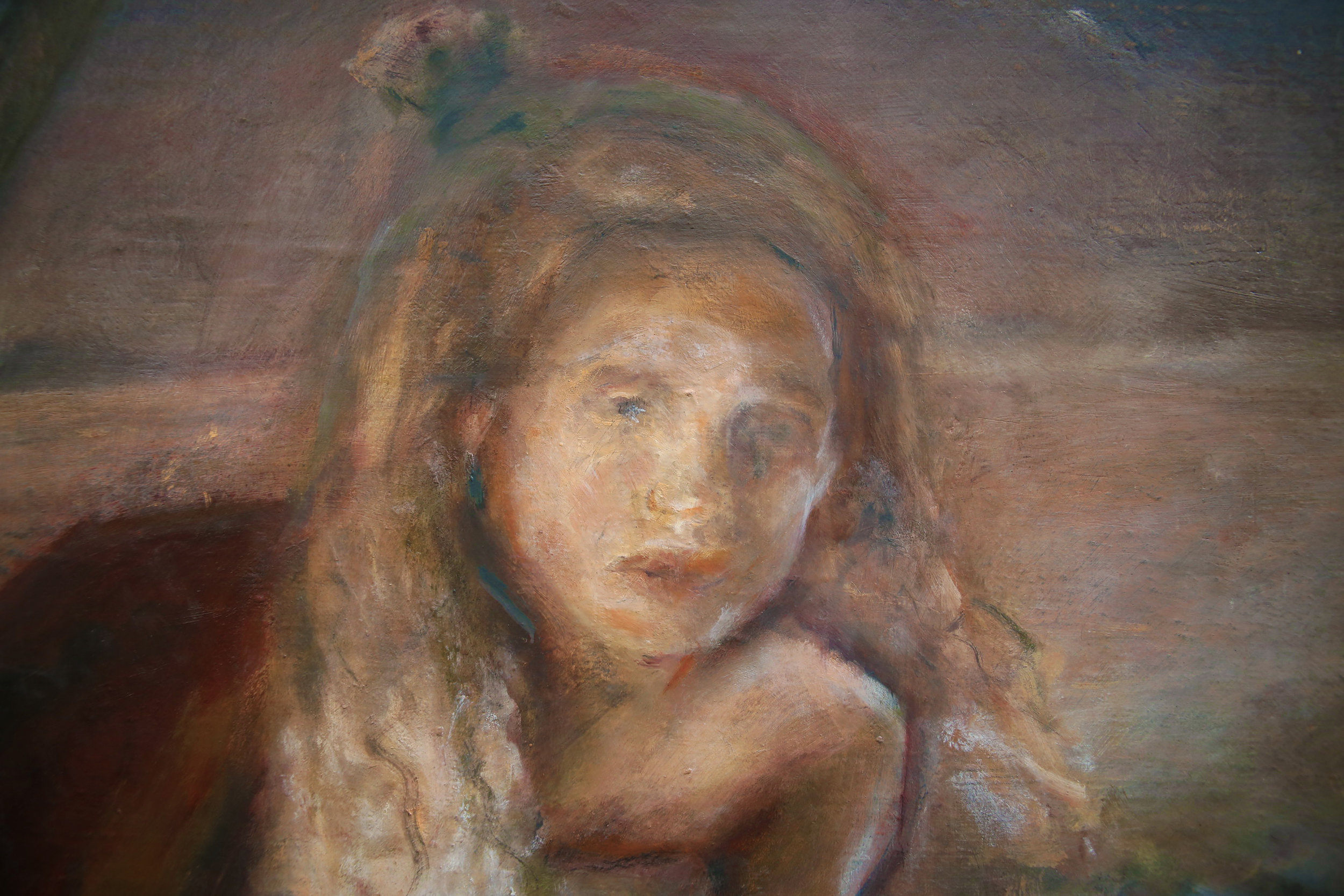 Faithful Light (Detail)