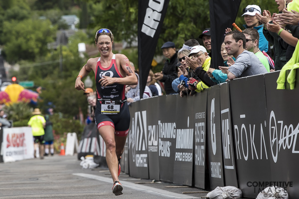 Triathlete: ProFile Holly Lawrence