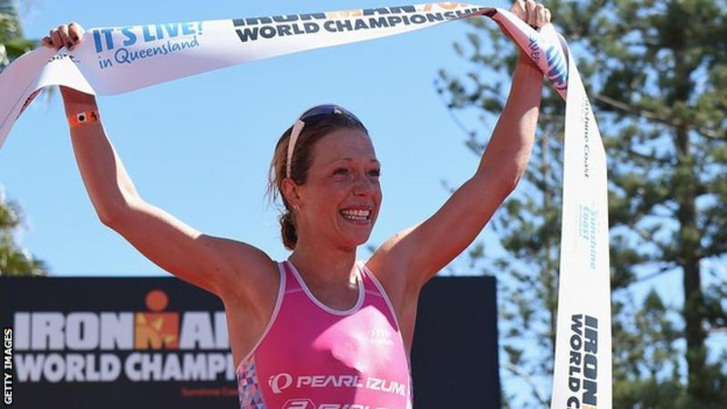 BBC: Holly Lawrence crowned half ironman 70.3 world champion