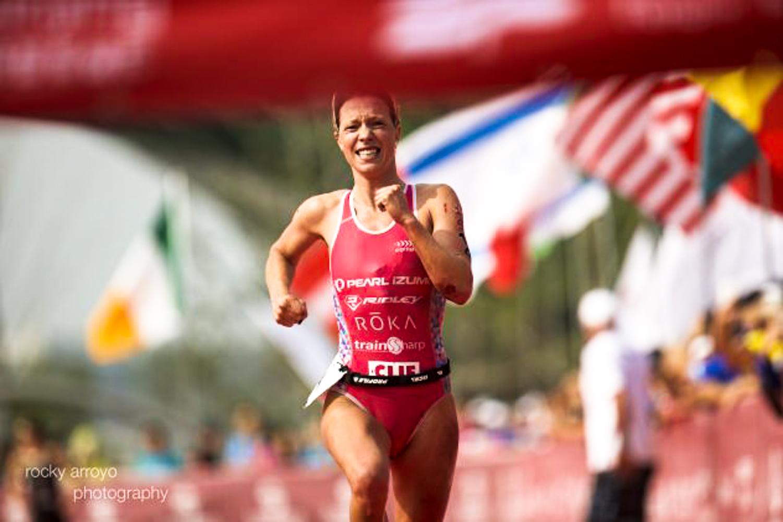 Triathlete:  2016 Beijing International Triathlon