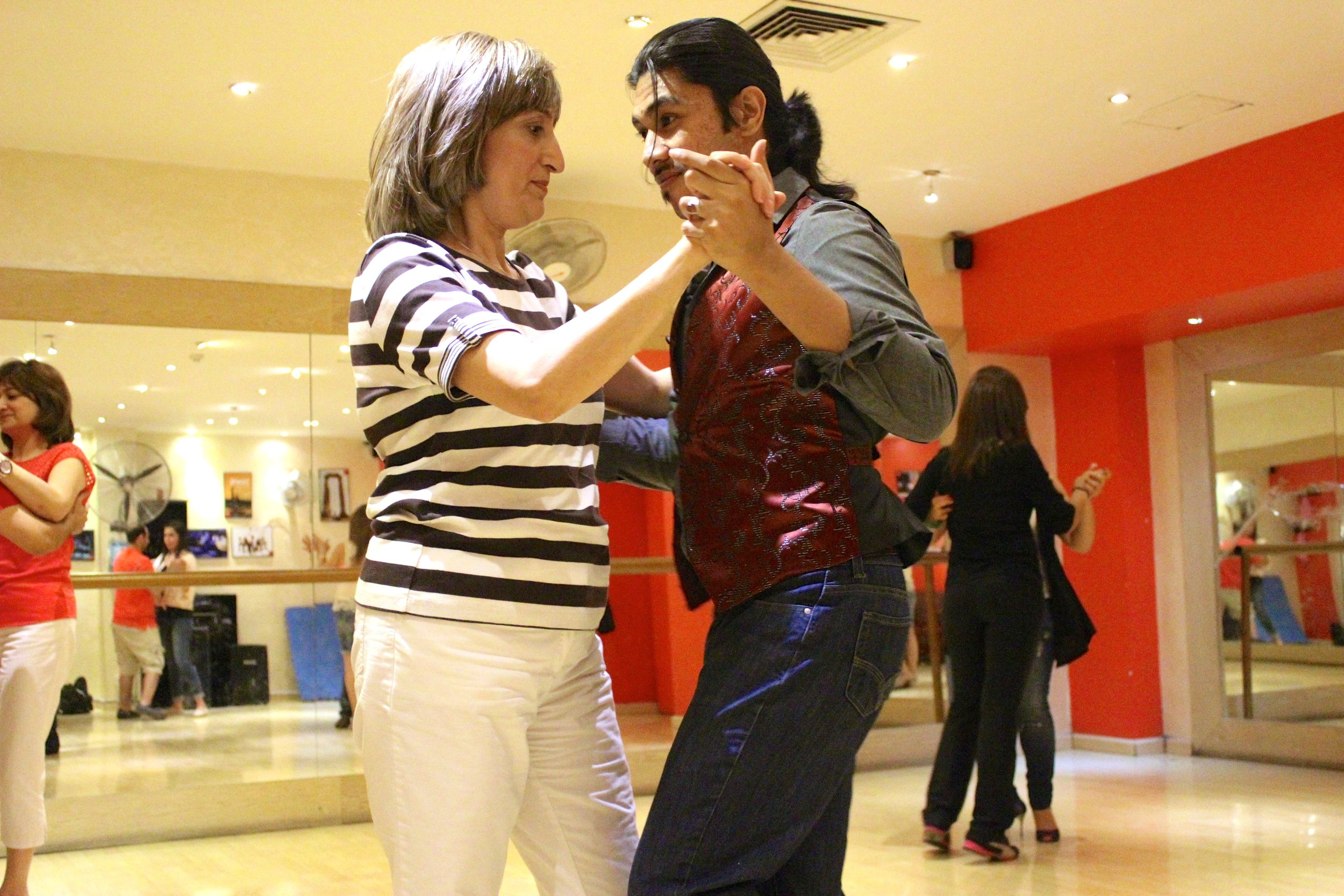 Latin, oriental dance gain popularity in Amman
