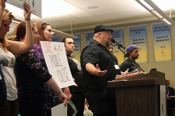 School district closes alternative school
