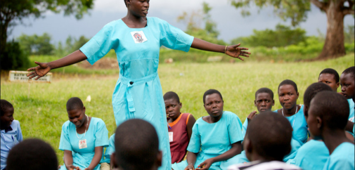 It's complicated: menstruation & girls' education