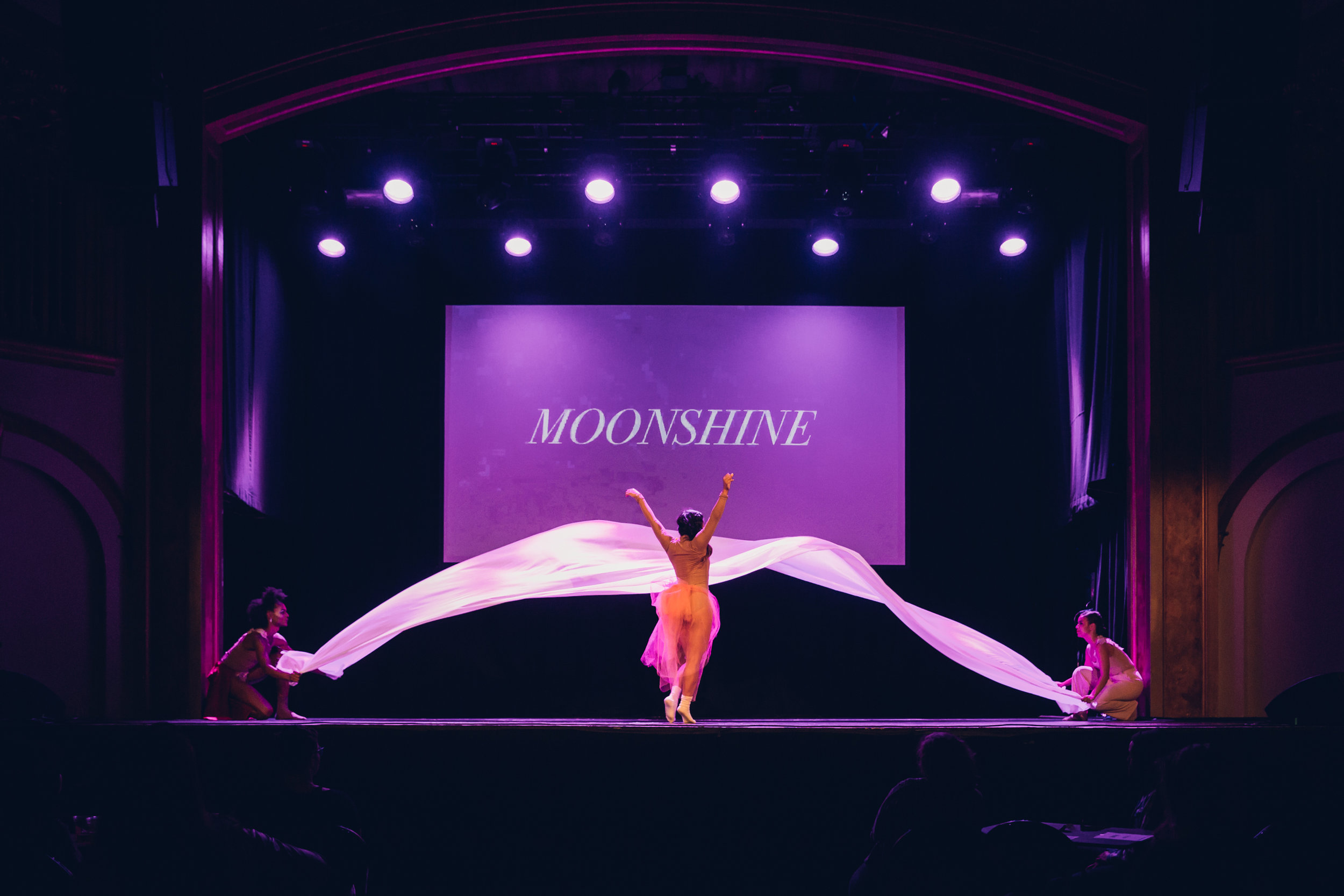 moonshine - Cabaret + Live MusicAvailable for touring and commissionPremiere at STG's Nights at the Neptune,August 2018