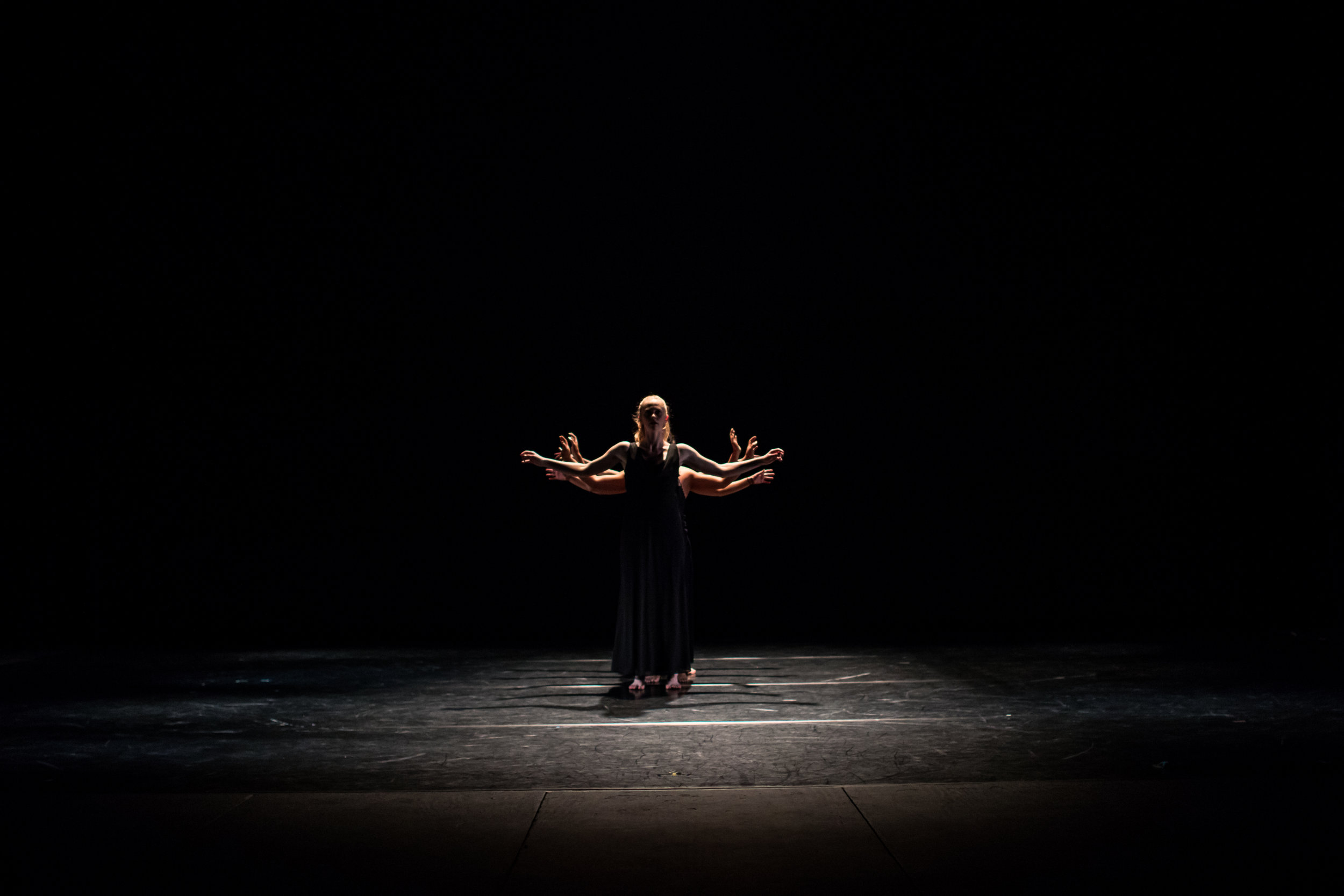 diamonds(in two parts) - StageAvailable for commissionPremiere at BOOST Dance Festival, April 2016
