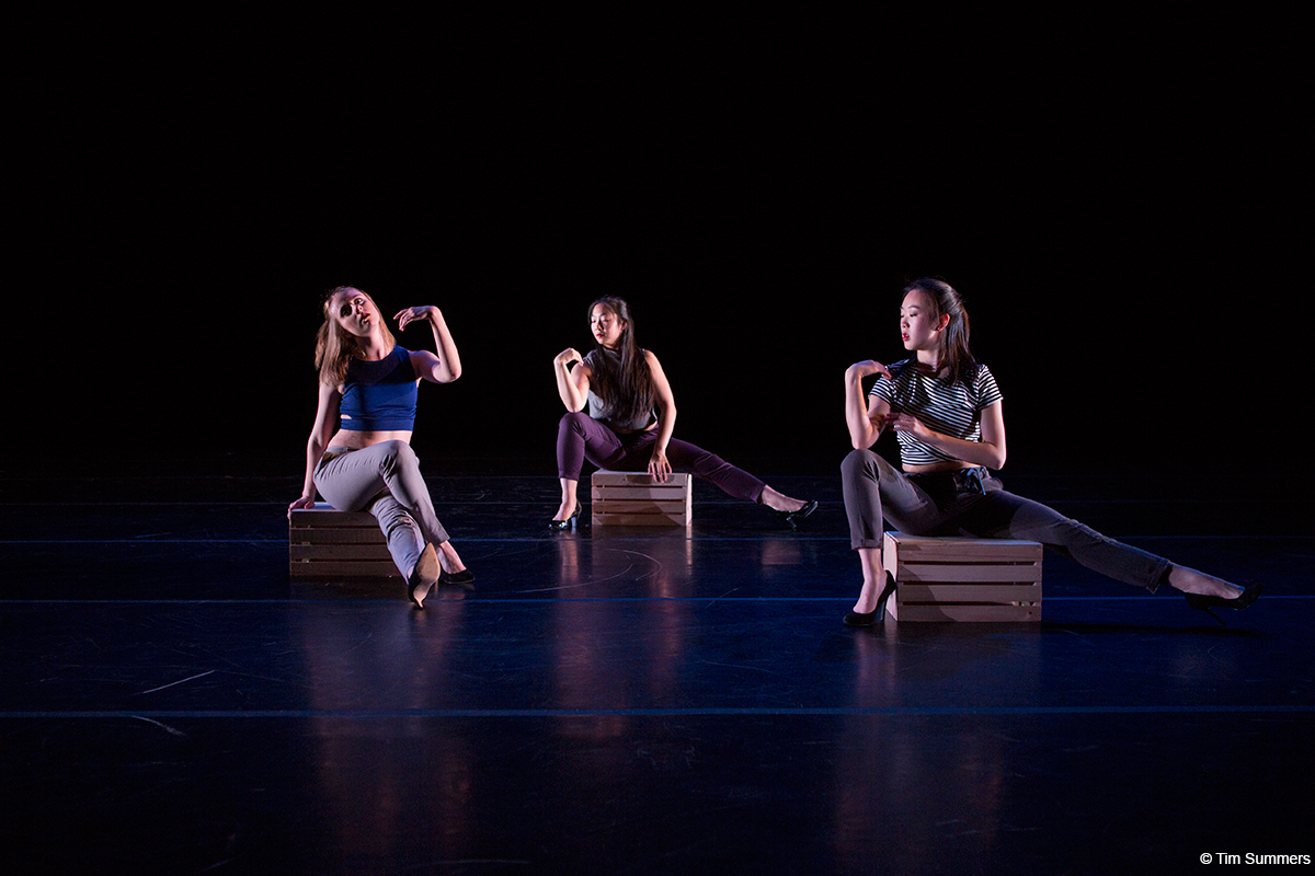 effigies of girlhood - StageAvailable for commissionPremiere at UW Dance Major's Concert,March 2016