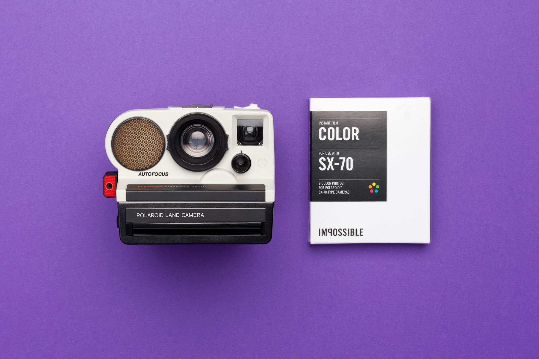 Capture Collect Photography London - Hikaru Funnell - Still Life Product Photography - Polaroid SX-70.jpg