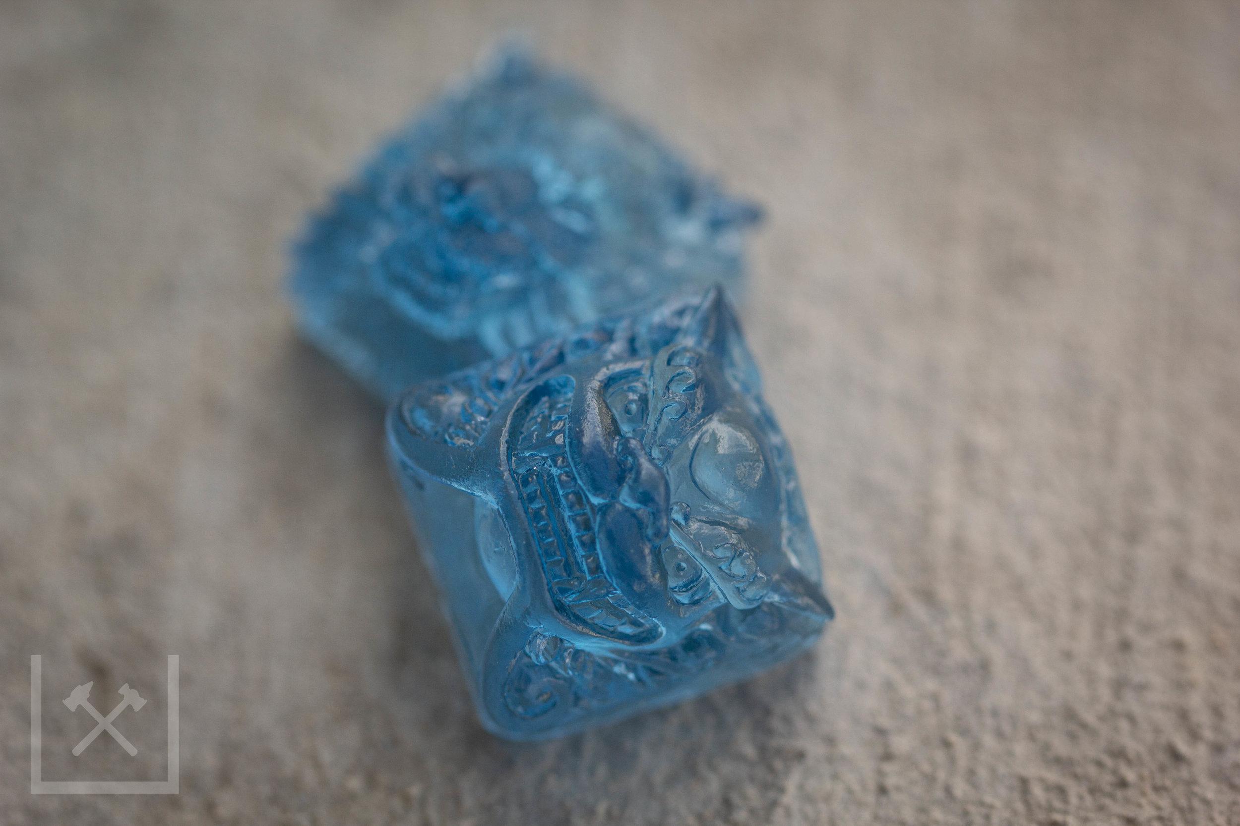 Crystal Skull Duo