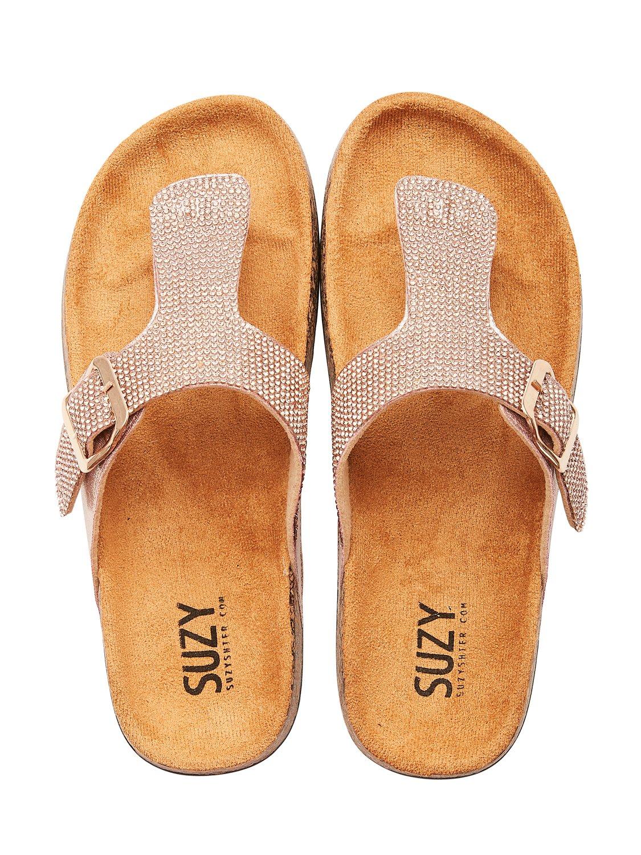 Gem T-Bar Sandals