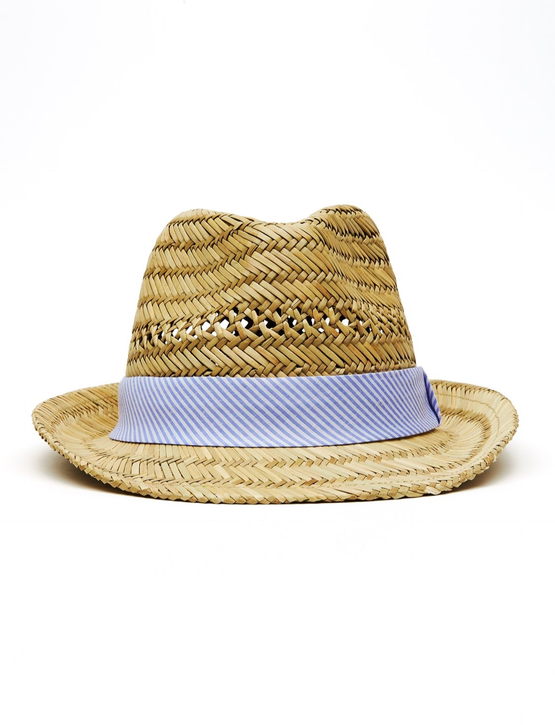 Open Panama Straw Hat