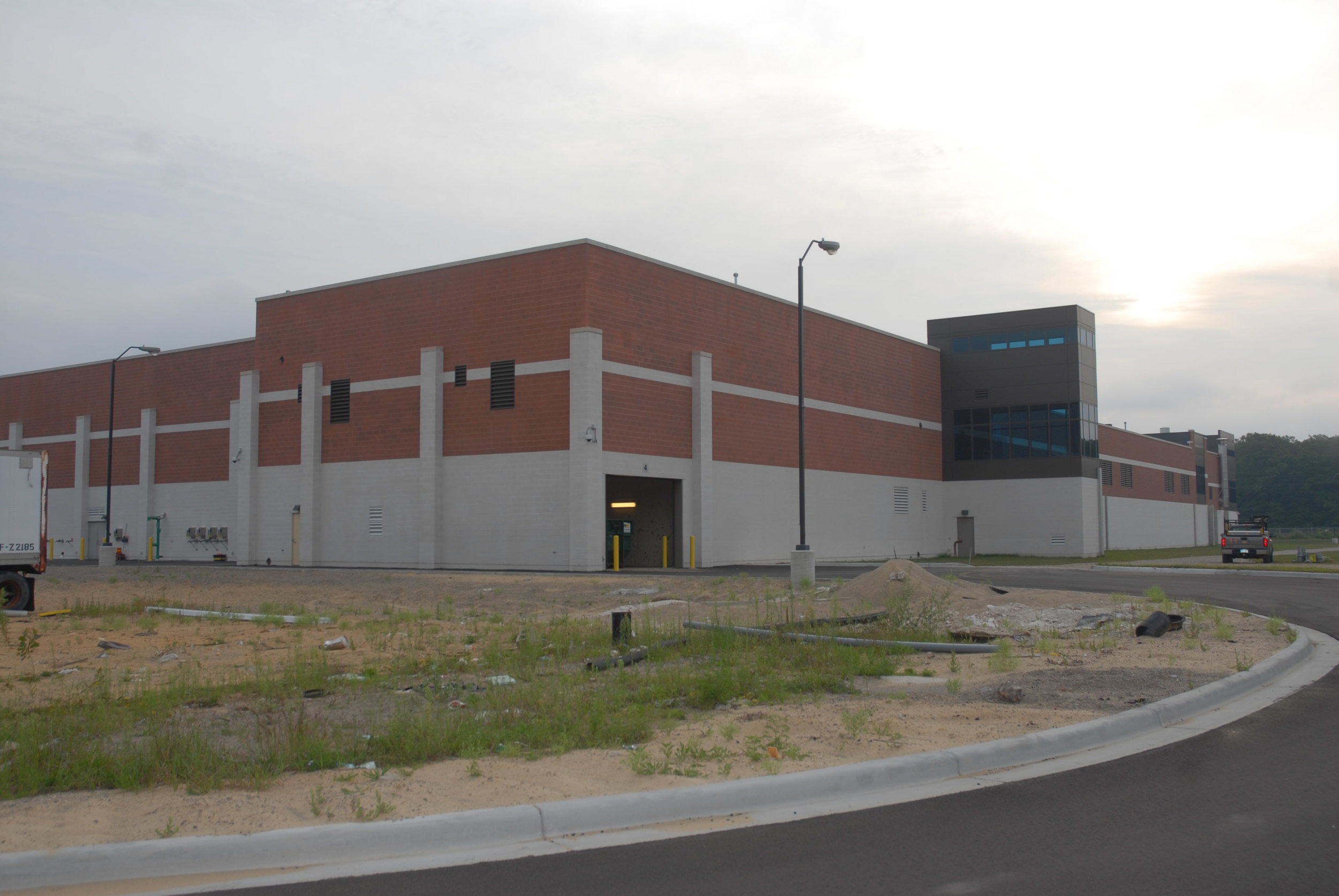Donald K. Shine Water Treatment Plant