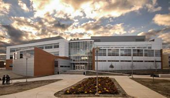 Western Michigan University Chemistry Building