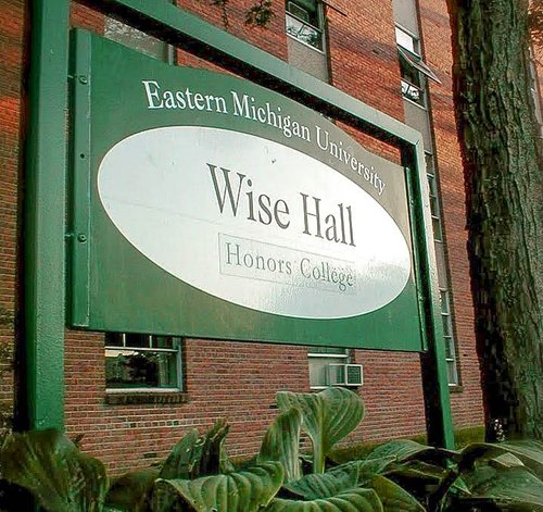 Eastern Michigan University Wise Hall