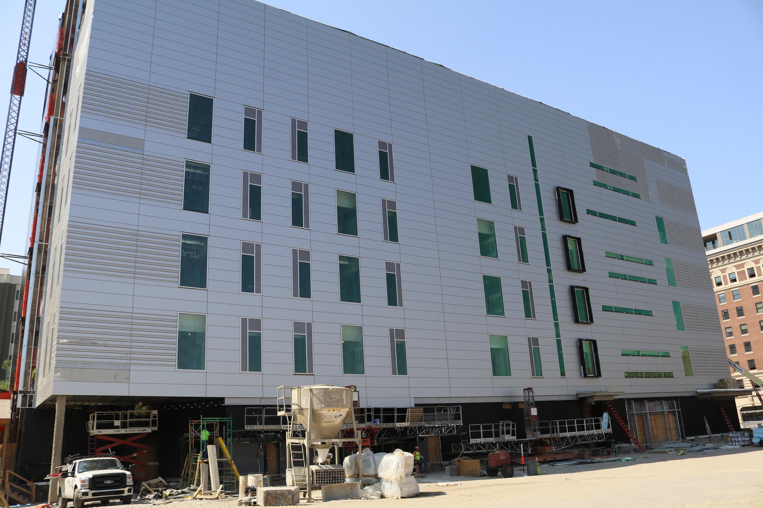 Michigan State University Research Facility
