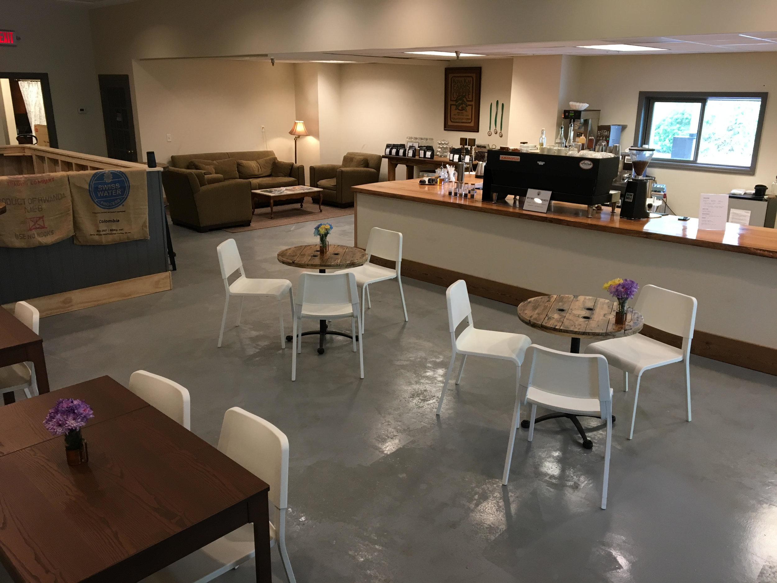 VISIT OUR NEW SHOP, LOCATED AT 1 SHERINGTON DRIVE, SUITE J, BLUFFTON, SOUTH CAROLINA 29910   GIVE US A CALL AT 1-843-368-3348