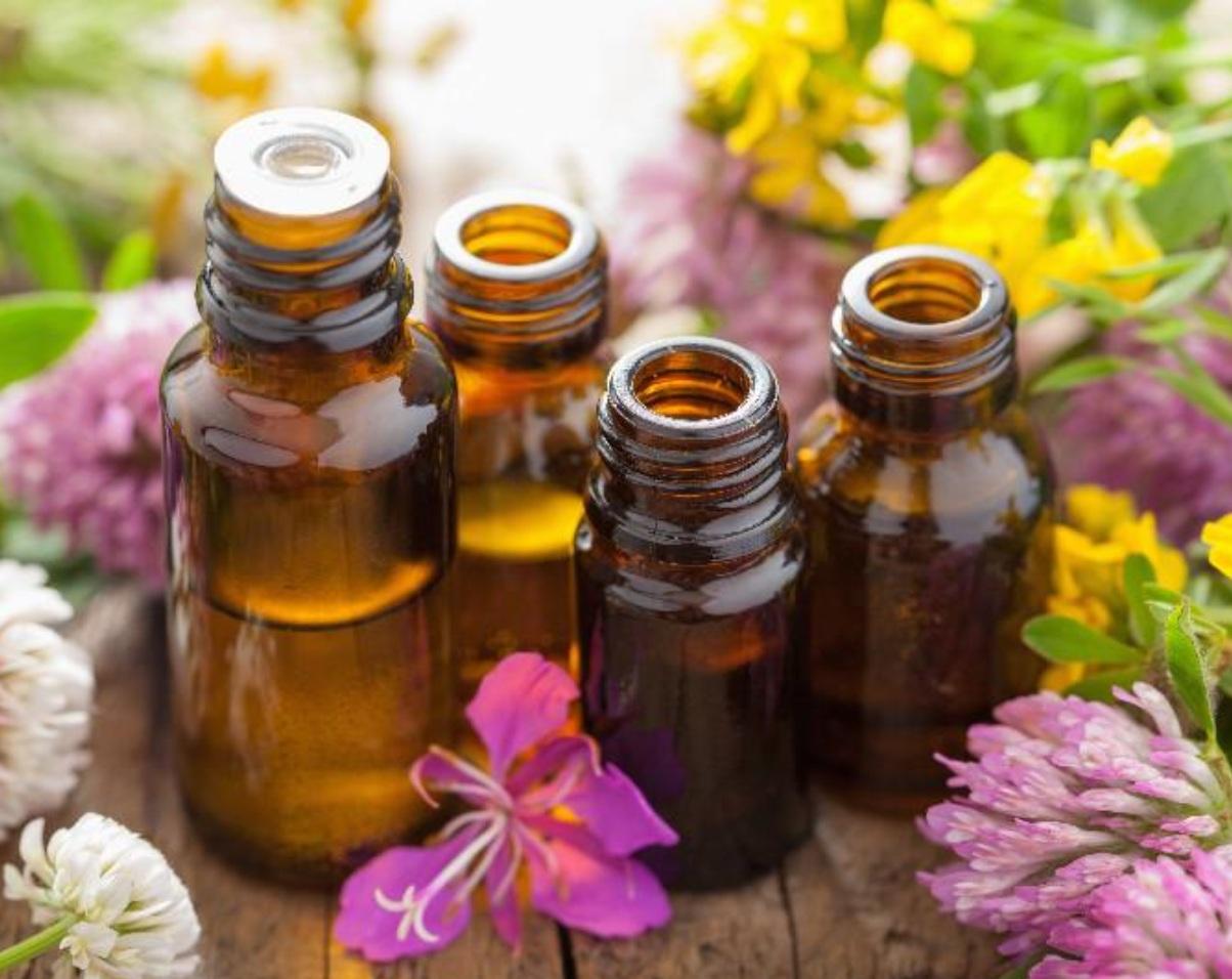 Essential Oil Infused -