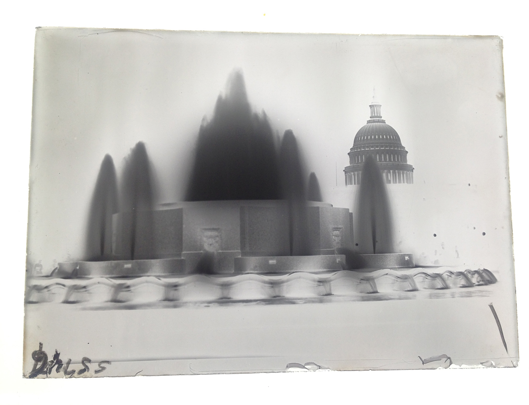 A glass negative file located in the Associated Press photo library is shown, Sept. 8, 2014, in New York City. (AP Photo)