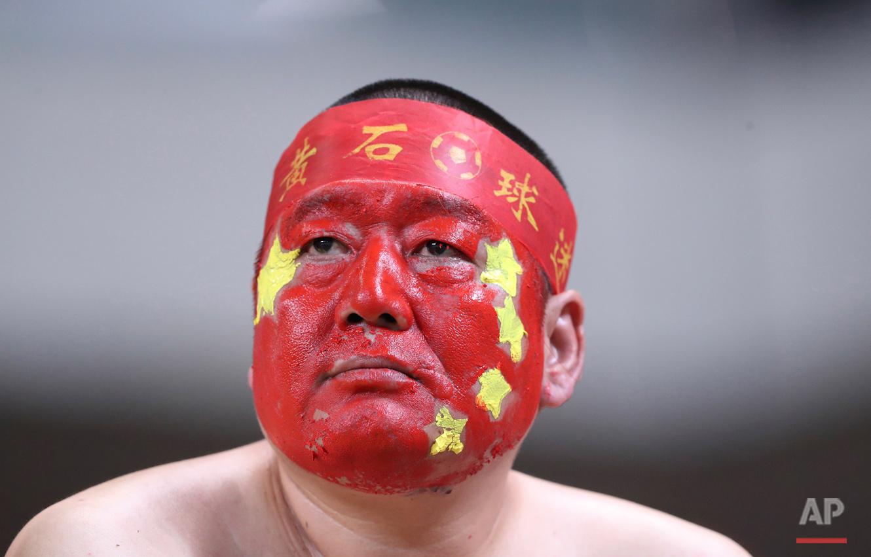 South Korea vs. China World Cup Quallifer