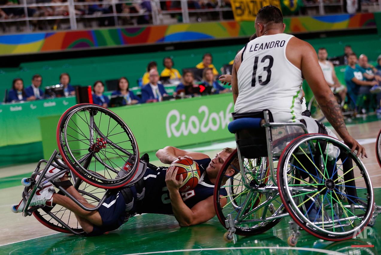 Rio's Paralympics