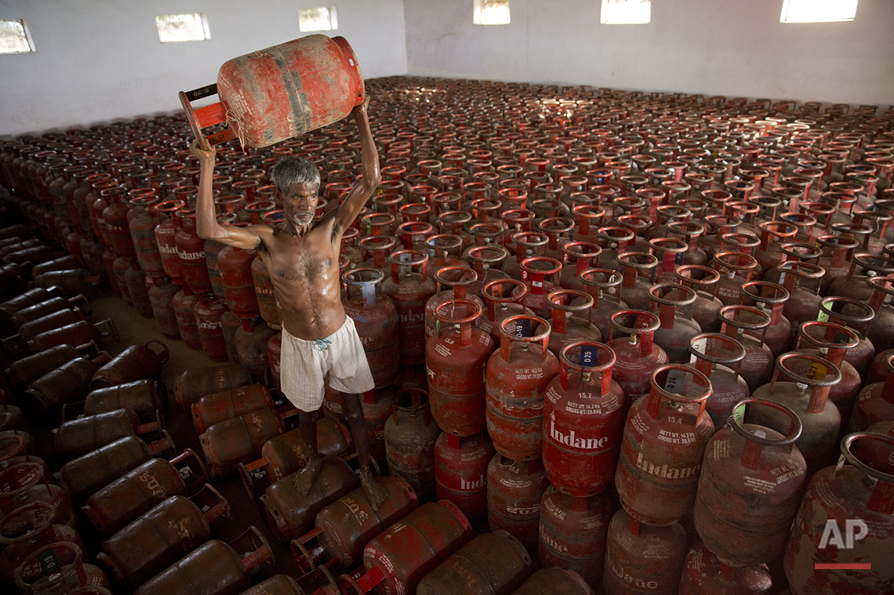 India Cooking Gas
