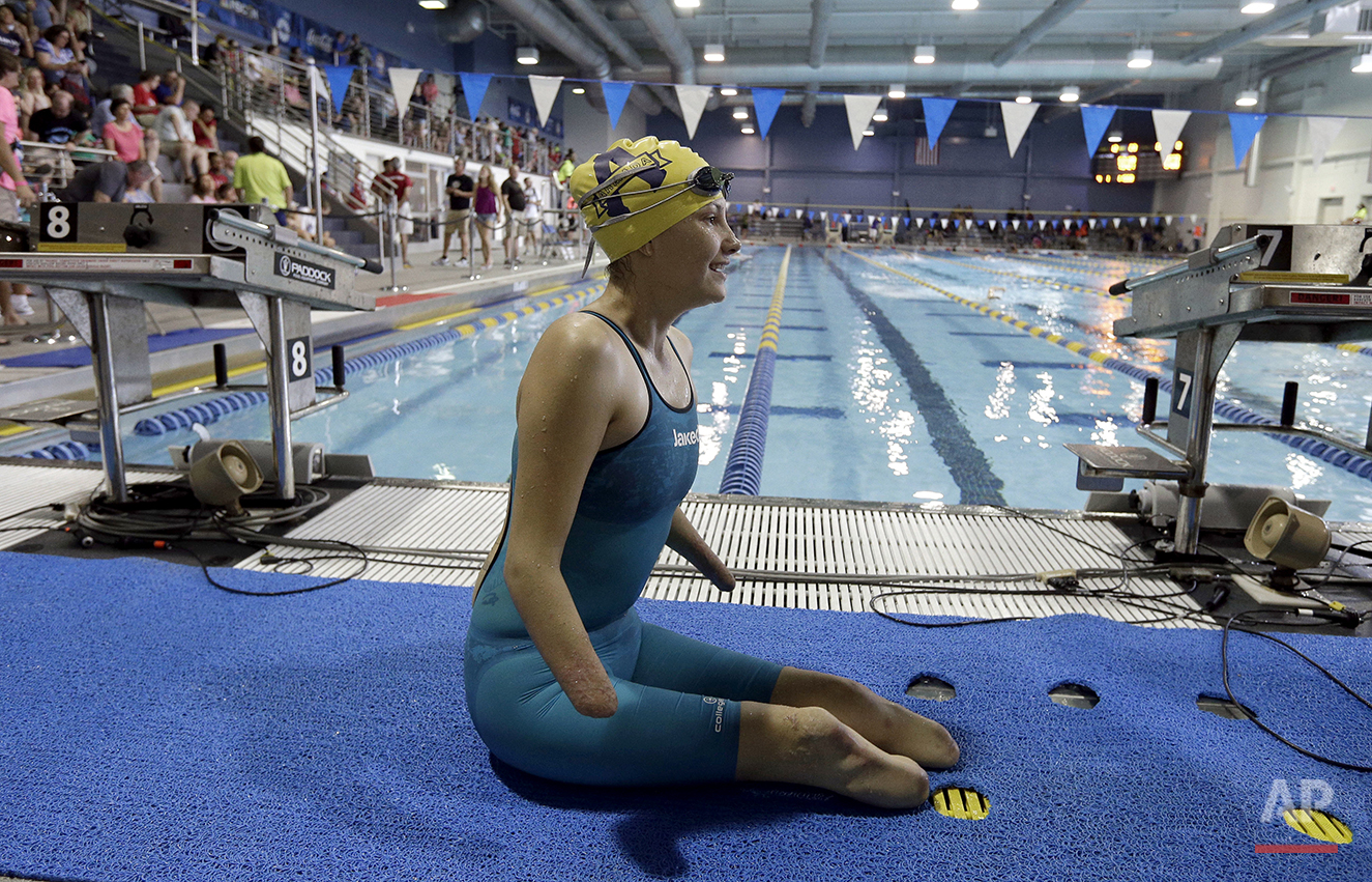US Paralympic Trials Photo Gallery