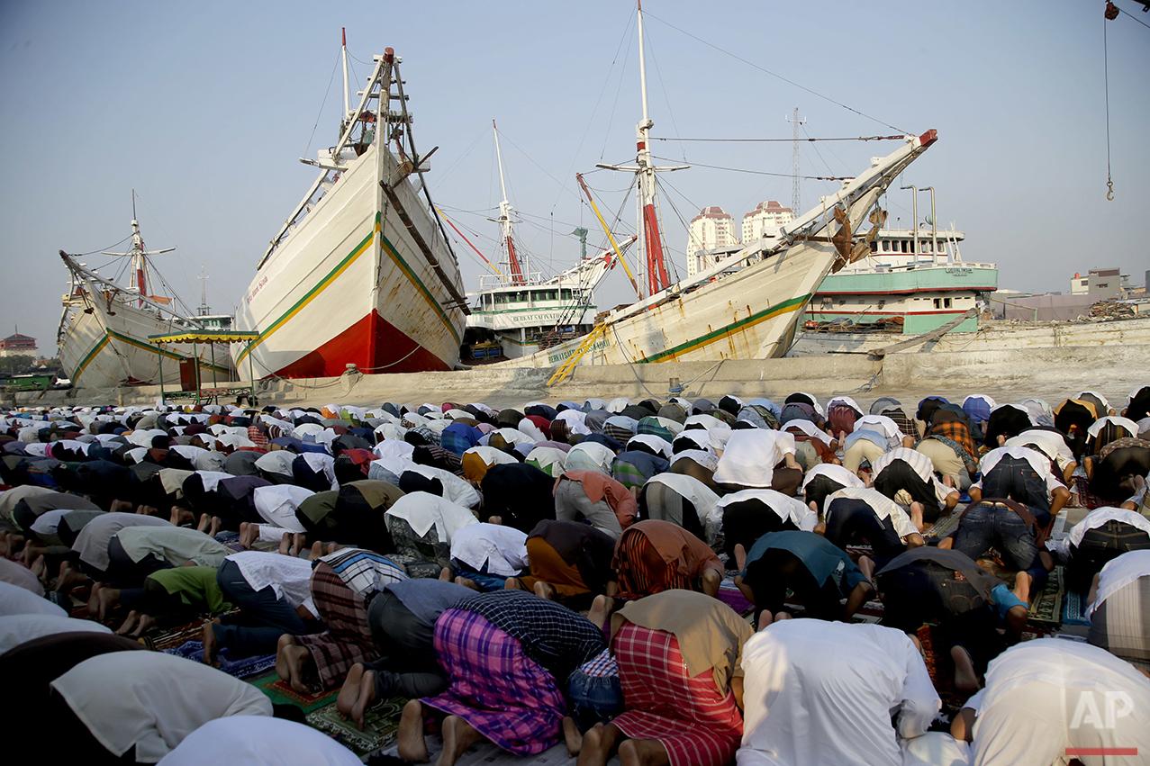 Indonesia Muslim Eid
