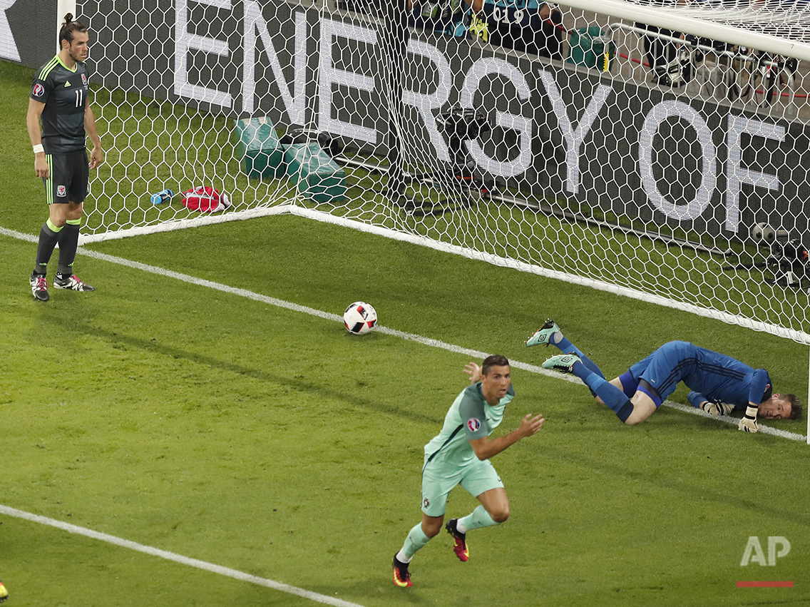 Euro 2016 Portugal Wales