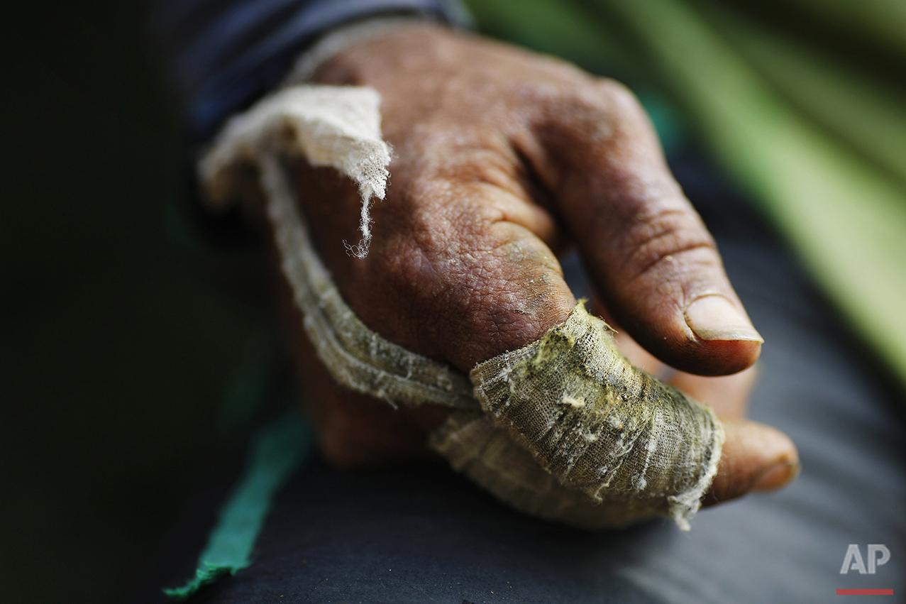 Colombia Coca Paste Photo Gallery