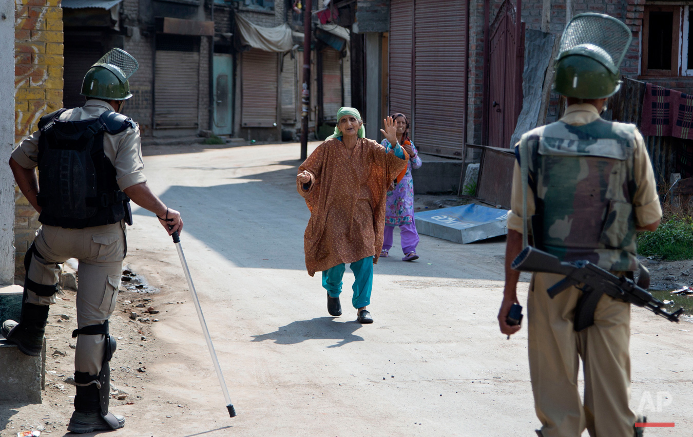 India Kashmir Top Rebel Killed