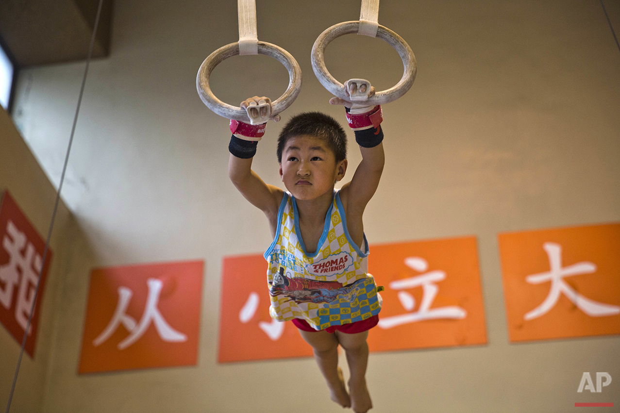 China Changing Sports Culture