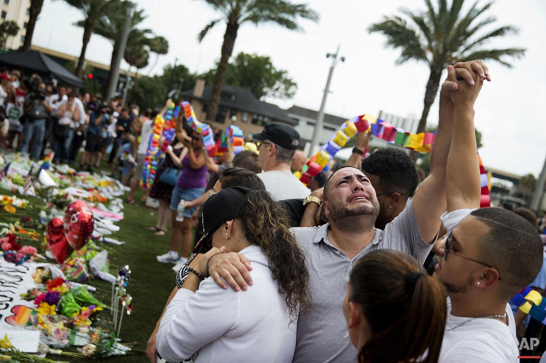 Orlando Shootings