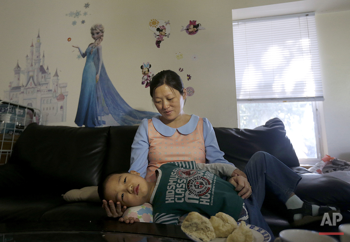 China Dissidents Wife