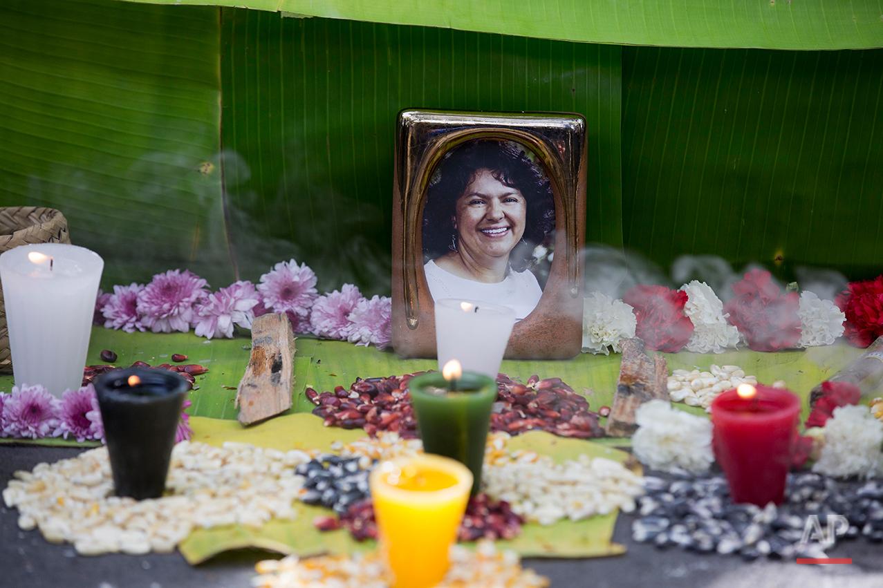 Mexico Honduras Environmentalist Killed