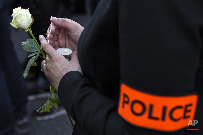 France Police Killed