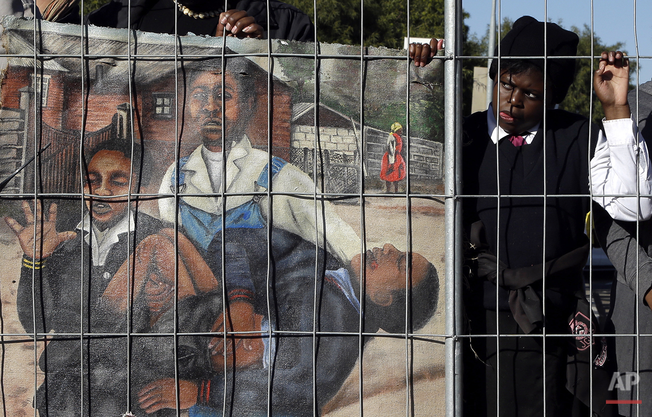 South Africa Soweto Uprising