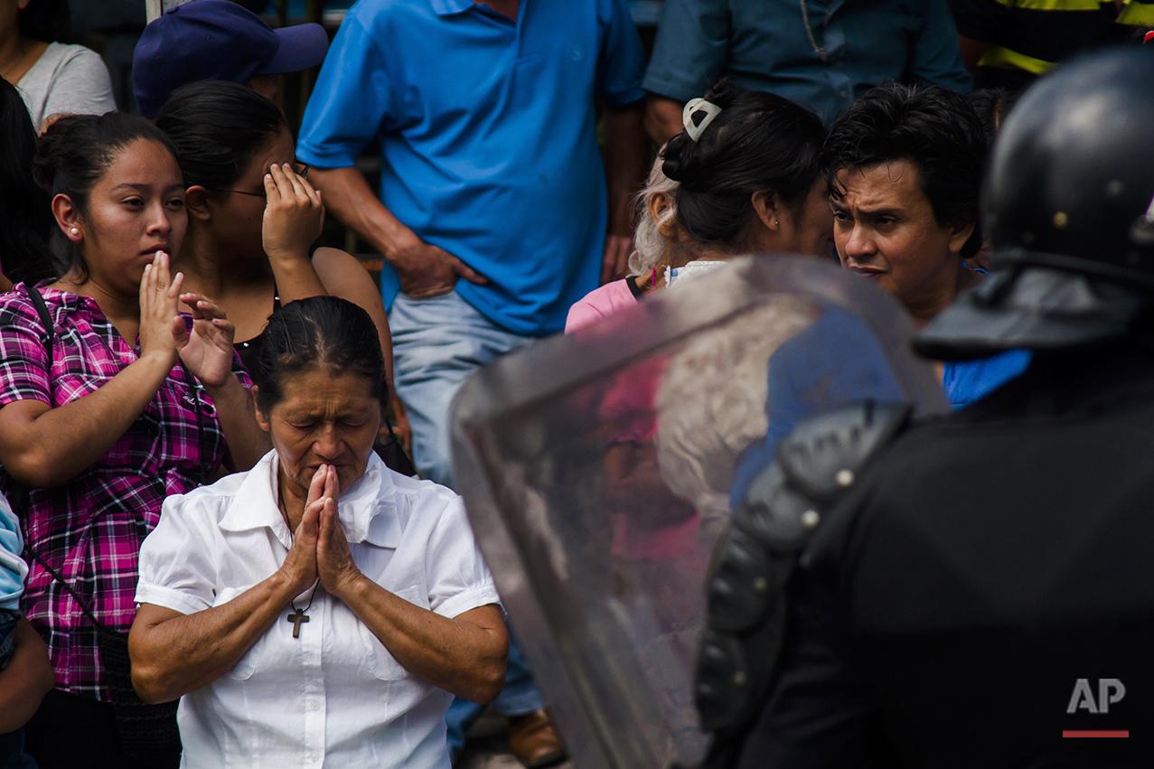 El Salvador Gang Prisons