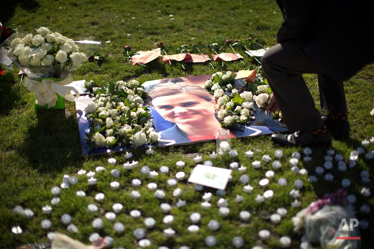 Britain Lawmaker Killed