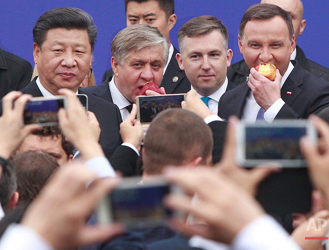 APTOPIX Poland China