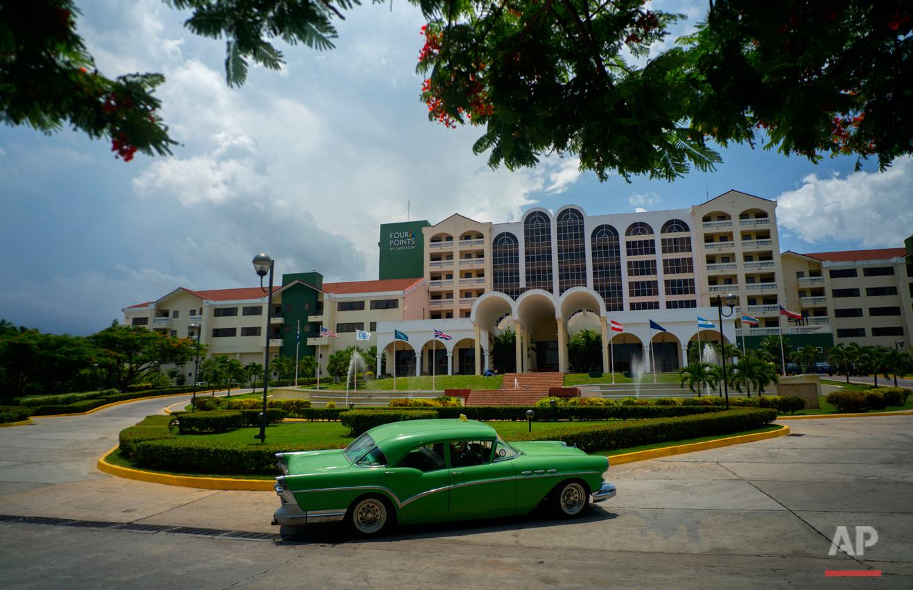 Cuba US Hotel