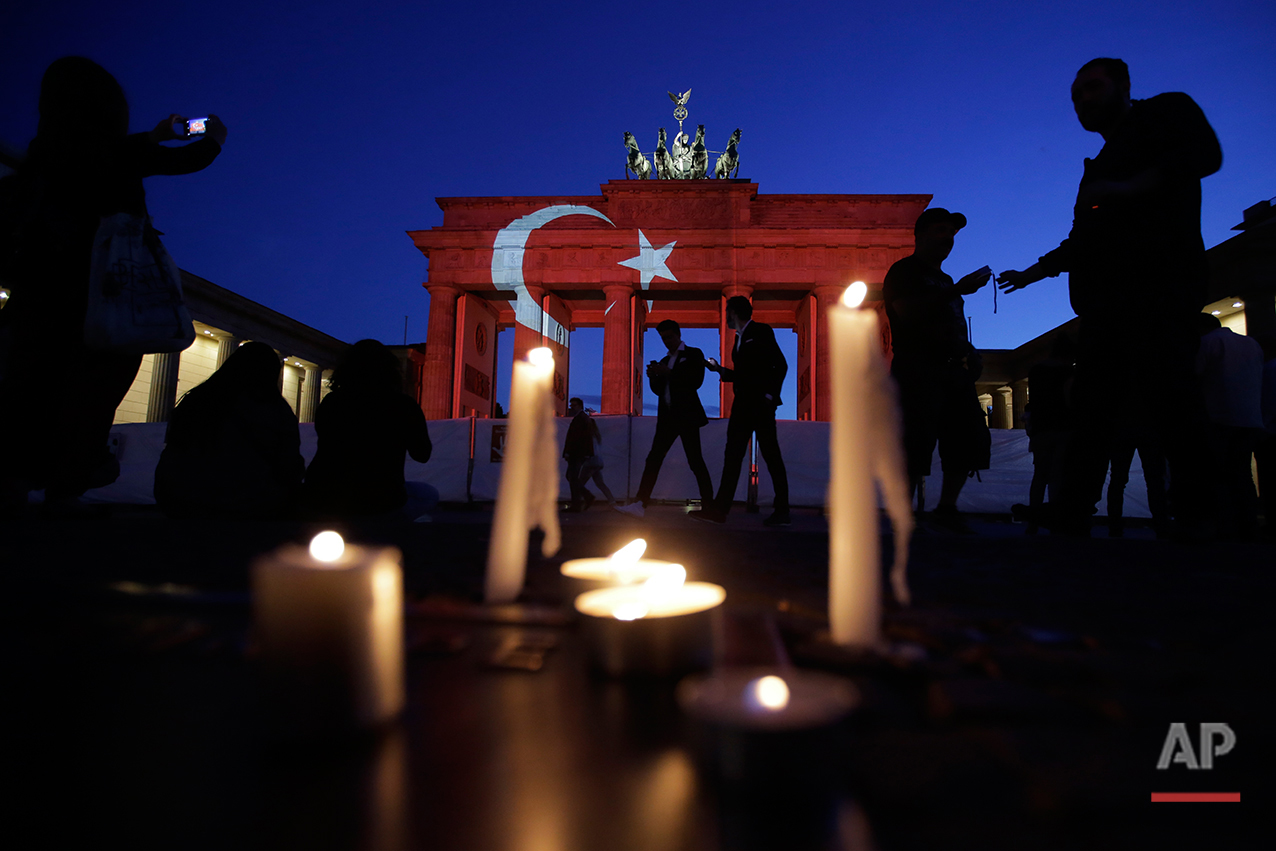 Germany Turkey Airport Blasts