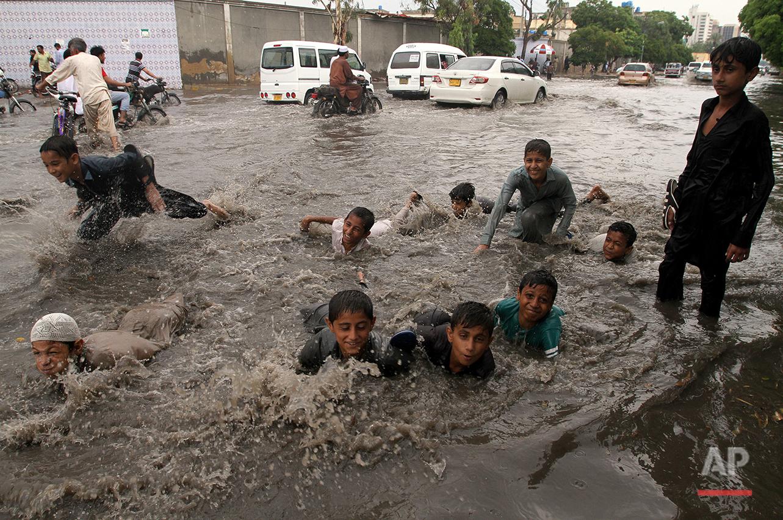 Pakistan Weather