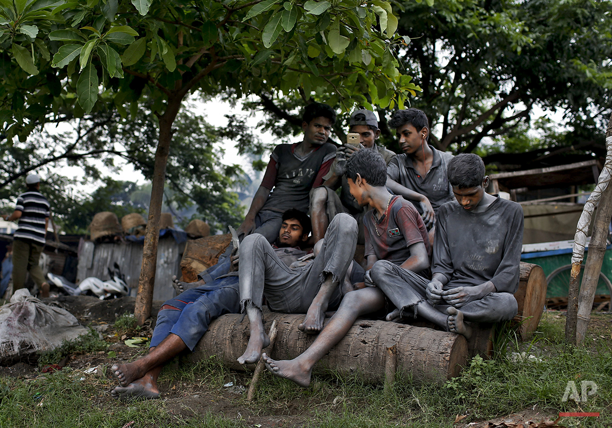 Bangladesh Child Labor Photo Gallery