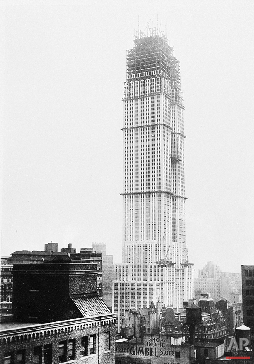 "See these photos on <a href=""http://www.apimages.com/Collection/Landing/Empire-State-Building-Through-the-Years/99b1f3b707b44ad396e750c89764c7bd/1"" target=""_blank"">APImages.com</a></span>"