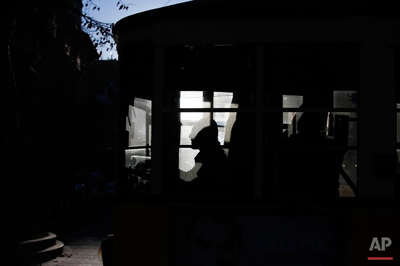 Italy Vintage Trams Photo Essay